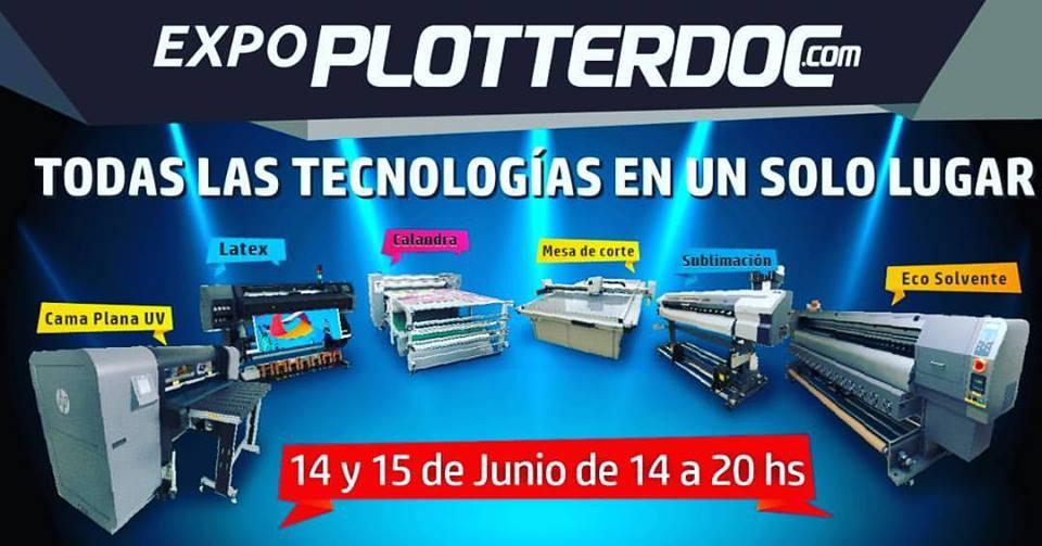 1° EXPOGRÁFICA PLOTTERDOC.COM 14/06/2017. 15/06/2017.