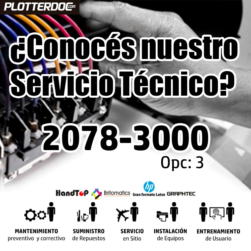 Plotterdoc, excelencia en Soporte Técnico.