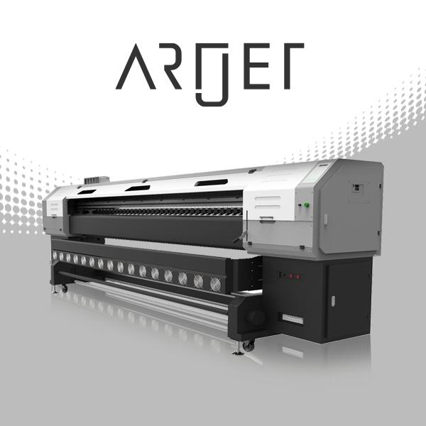 Plotter de impresión Arjet RTR UV 3202