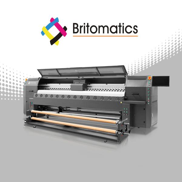 Britomatics BOLD-S Plotter de impresión Ecosolvente 3202/4